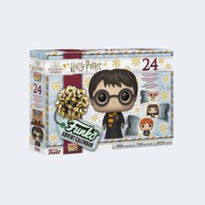 Calendrier Harry Potter Funko Pop 2021