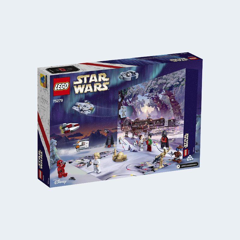 Calendrier Lego Star Wars 2020 Vaisseaux Personnages