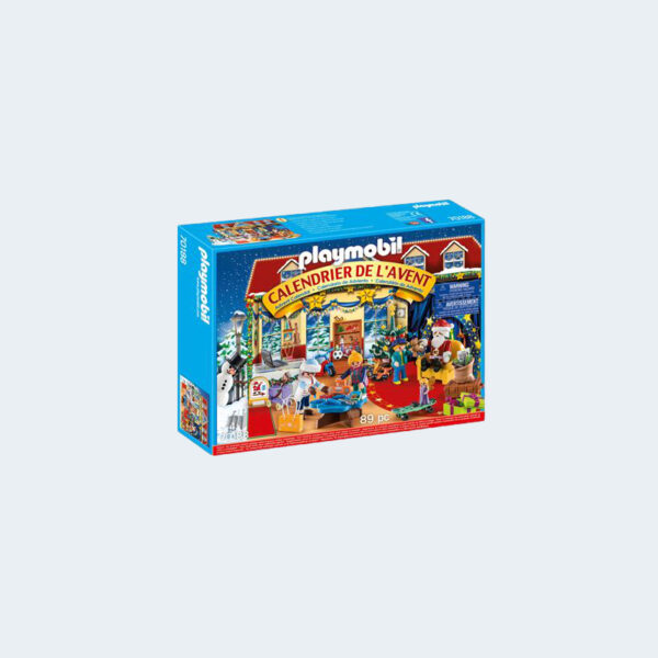 Calendrier Magasin Jouets