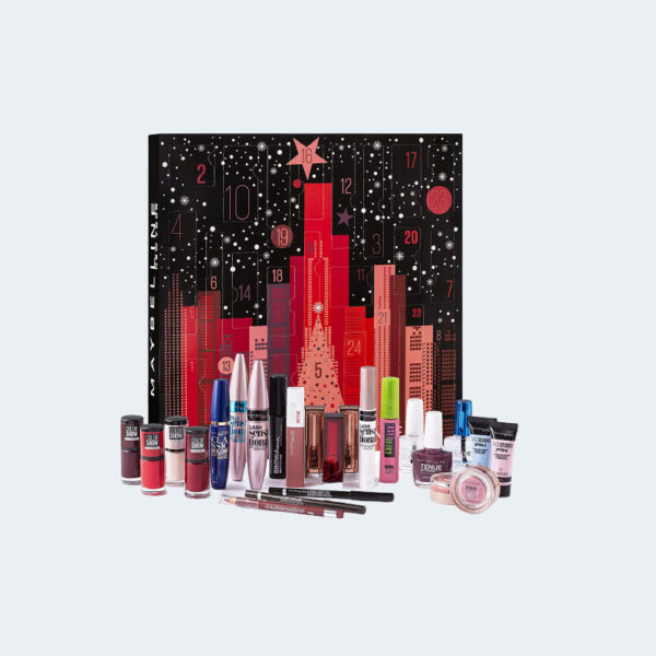 Calendrier Maybelline 2019 Maquillage Cadeaux