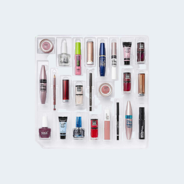 Calendrier Maybelline 2019 Maquillage Coffret