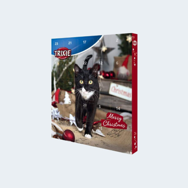 Calendrier Trixie Chat Noel