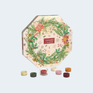 Calendrier Yankee Candle Couronne