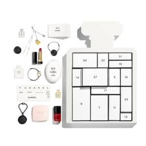 Calendrier de Noël 2021 Chanel N°5