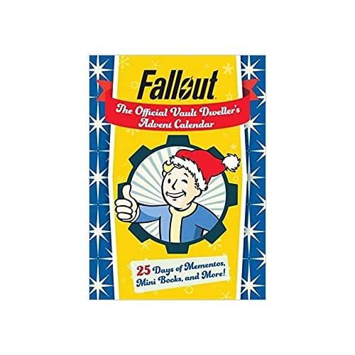 Calendrier de Noel Fallout The Official Vault Dweller's