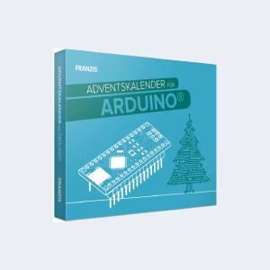 Calendrier de l'Avent 2021 Franzis Arduino 55110