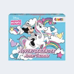 Calendrier de l'Avent Disney 2021 Minnie Mouse