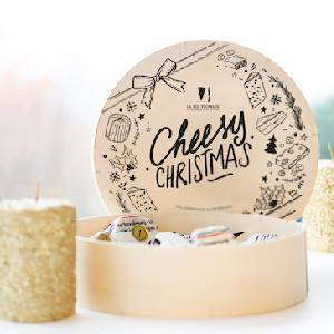 Calendrier de l'Avent Fromage Cheesy Christmas
