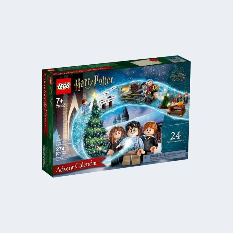 Calendrier de l'Avent LEGO Harry Potter 2021