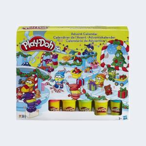 Calendrier de l'Avent Play-Doh