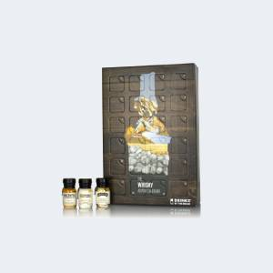 Calendrier de l'Avent Whisky Explorer Drinks by the Dram
