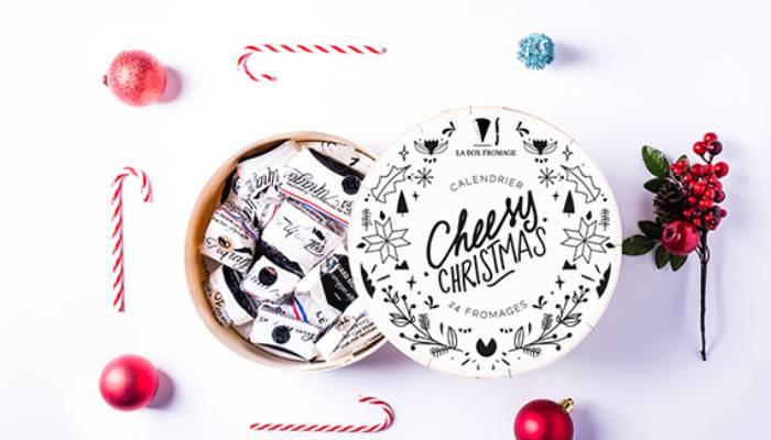Calendrier de l'avent Cheesy Christmas
