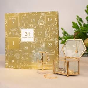 Calendrier de l'avent Gold Bijoux 2021