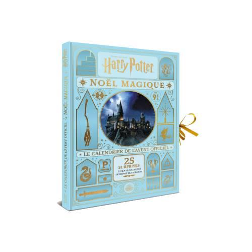 Calendrier de l'avent Harry Potter Noel magique