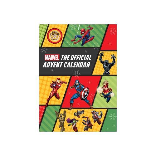 Calendrier de l'avent Marvel The Official Advent Calendar