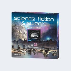Calendrier de l'avent Science Fiction Plaisir de lecture