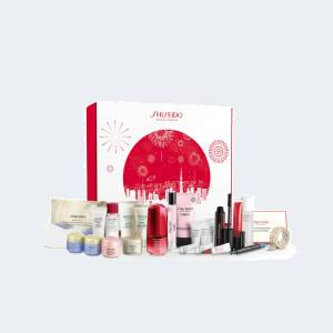 Calendrier de l'avent Shiseido 2021