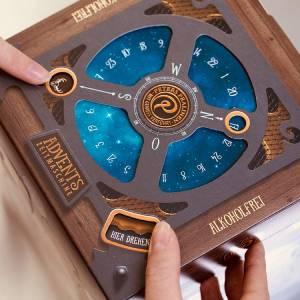 Chocolat Calendrier de l'Avent Peters Time Machine 2019