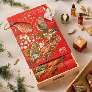 Coffret Calendrier de Noël Maison Brémond 2021