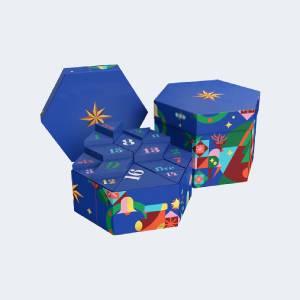 Coffret Calendrier de l'Avent Coffret Cadeau Axe & Dove