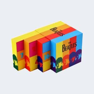 Coffret Calendrier de l'avent Beatles