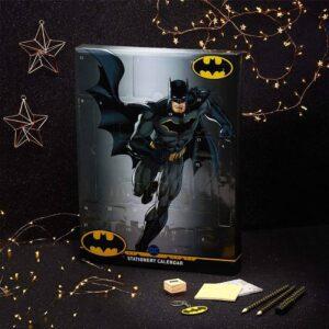 Coffret DC Comics Calendrier de L'avent Batman 2021