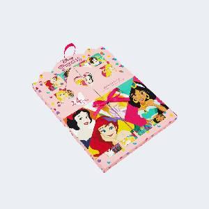 Coffret Disney Calendrier de L'avent Fille Bijoux Princesse Disney