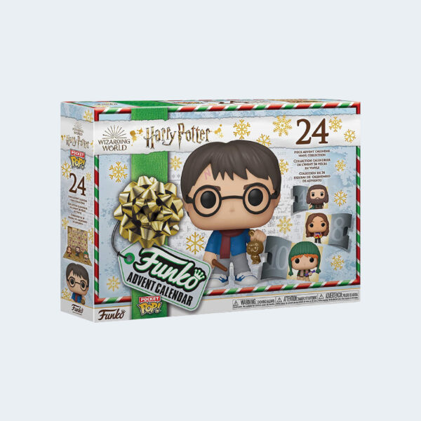 Funko Pop Advent Calendar Harry Potter