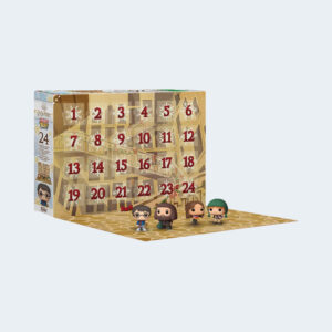 Funko Pop Advent Calendar Harry Potter Ouvert