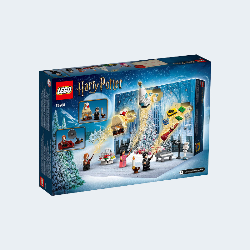 Lego Boite Harry Potter Calendrier Avent jeu Construction