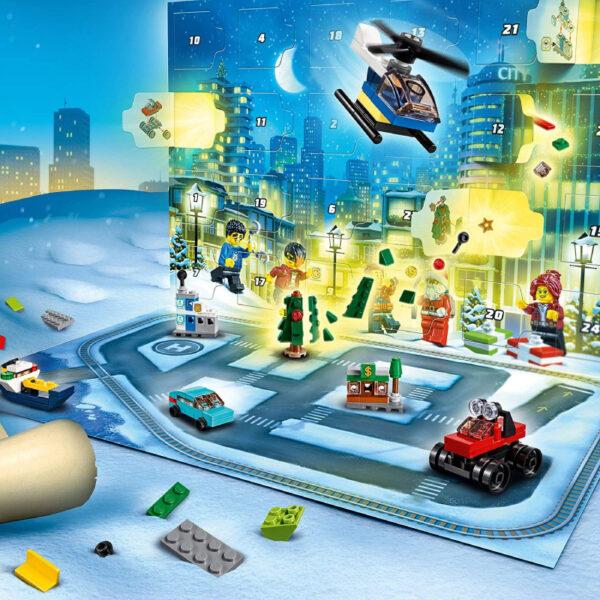 Lego Calendrier Avent Jeu Construction Lego