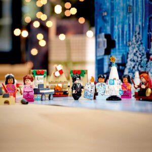 Lego Decoration Harry Potter Calendrier Avent jeu Construction