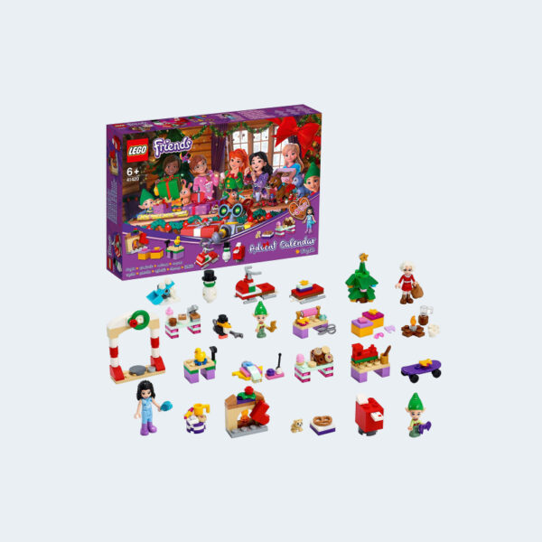 Lego Friends calendrier Avent Figurines