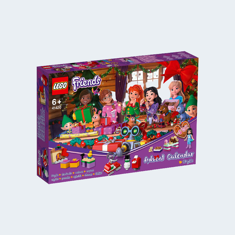 Lego Friends calendrier Avent