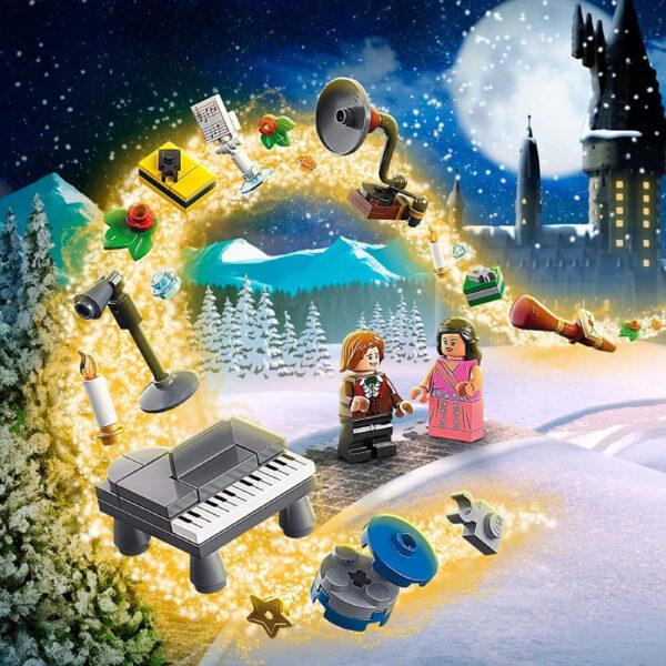 Lego Magie Harry Potter Calendrier Avent jeu Construction
