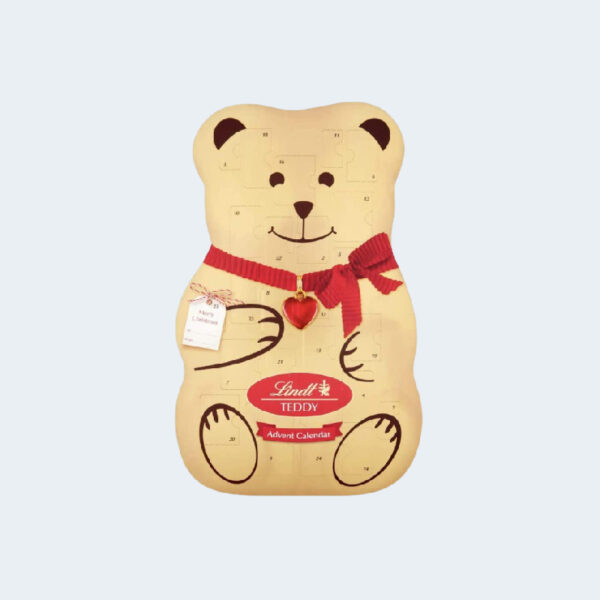 Lindt Chocolat Teddy Calendrier
