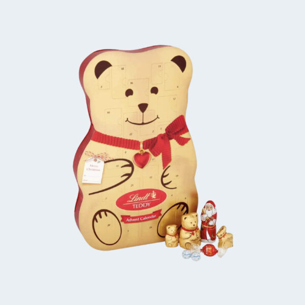 Lindt Teddy Calendrier Avent