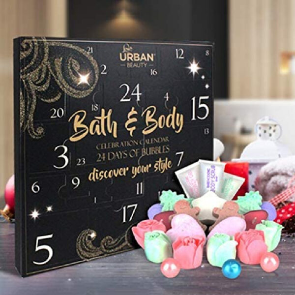 Love Urban Beauty Calendrier Avent