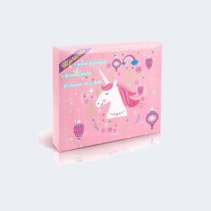 Mjartoria Calendrier de Noël Maquillage Beauté Fille 2021