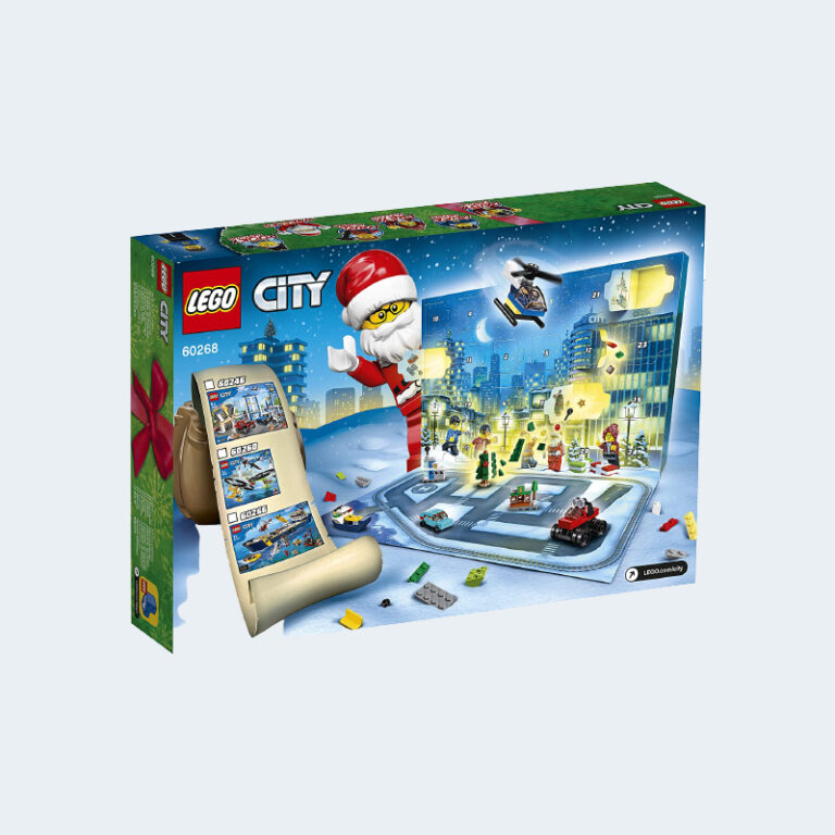 Noel Calendrier Avent Jeu Construction Lego