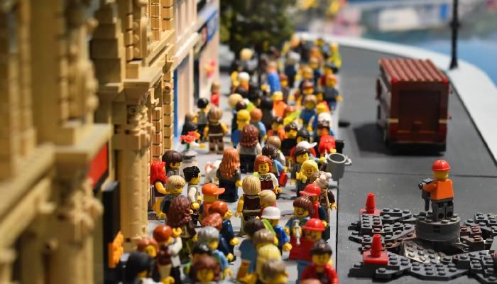 Nouveaux calendriers de l'avent Lego 2021