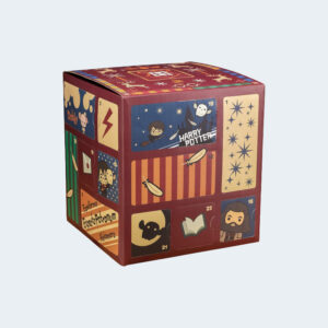 Paladone Cube Harry Potter Calendrier