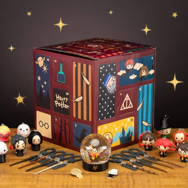 Paladone Cube Harry Potter Calendrier Collections