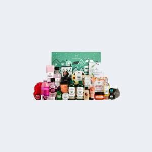 The Body Shop Calendrier de l'Avent 2021 Joie et Amour