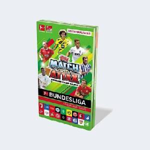 Topps Match Attax Bundesliga 20202021