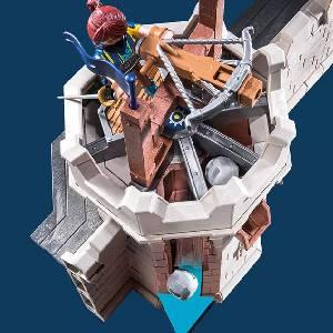 Tour Calendrier de l'Avent Playmobil Novelmore Atelier de Dario (70778)