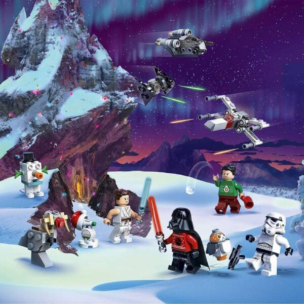Univers Lego Star Wars Calendrier 2020